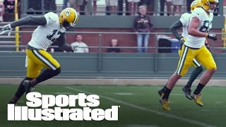 Green Bay Packers wide receiver Davante Adams | Rising Stars | Sports Illustrated