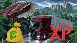Mod Money Euro Truck Simulator 2