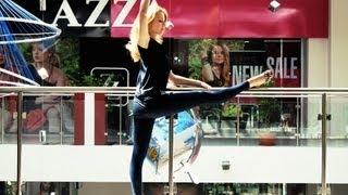 Боди-балет. Стройные ноги и грациозная осанка