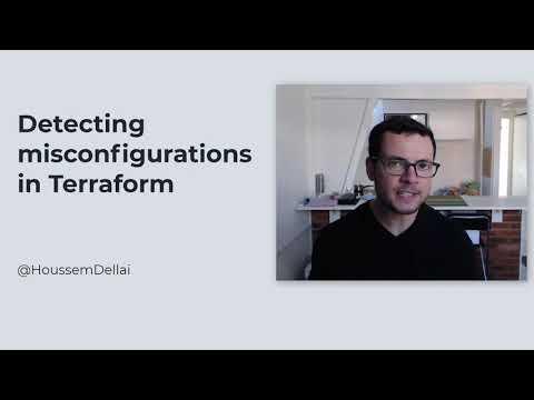 Detecting Misconfigurations in Terraform