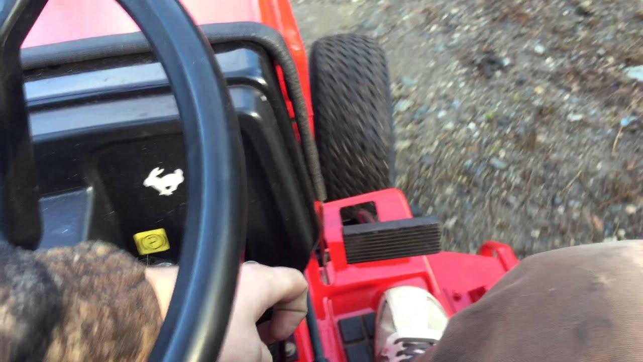 yanmar YM146 refurbish part 4 start up and drive