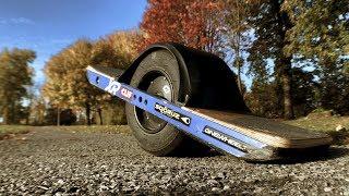 Onewheel+ XR SOLO B-ROLL SHOT ON iPhone X