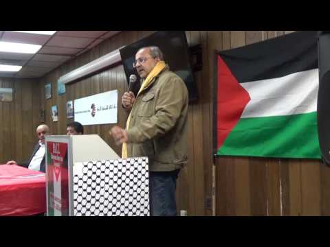 Ahmad Tibi comes to PACC Part 1/2