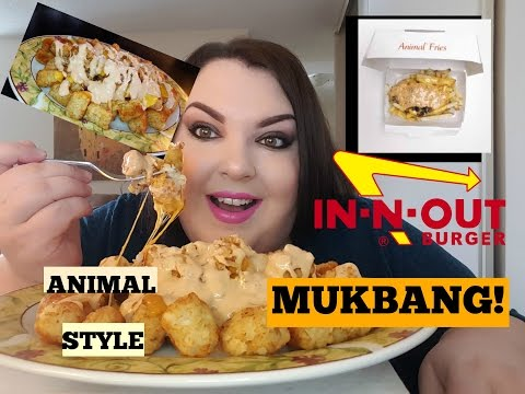 DIY IN-N-OUT ANIMAL-STYLE TATER TOTS!