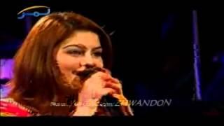 Ghazala Javed Da Muhabbat hawa pe Rashi 2012