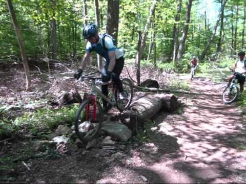 Lewis Morris log ride.wmv