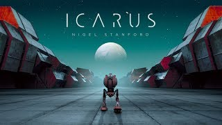 Icarus (Automatic Mix) Lyric Video - Nigel Stanford feat. Elizaveta