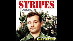 02 Winger - Stripes Soundtrack (Elmer Bernstein)