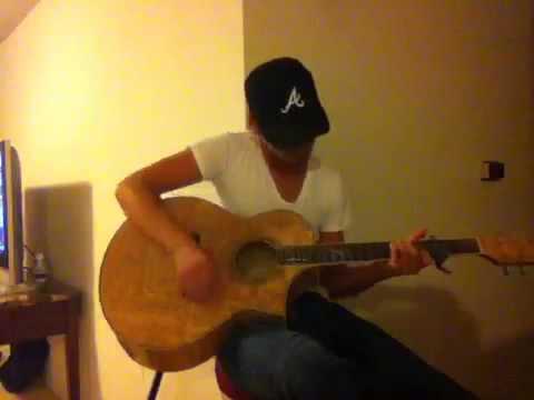 Mine Would Be You-Blake Shelton (Jonny Mont cover)