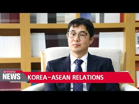 S. Korea aims to advance relations with ASEAN to same level as U.S., Japan, China, Russia
