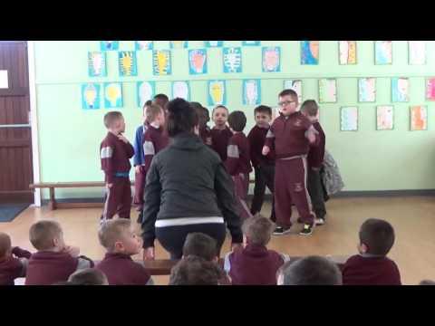 Seachtain na Gaeilge 2016: Senior Infants