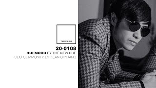 20-0108 | Huemood by The New Hue | Odd Community by Kean Cipriano