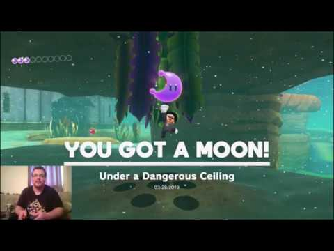 Super Mario Odyssey Stream