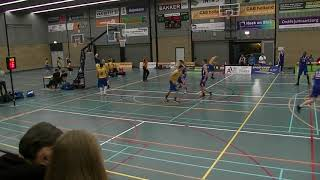 6 april 2019 Rivertrotters MSE vs Binnenland MSE2 72-63 2nd period