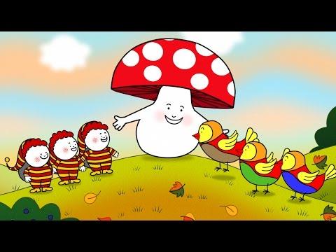 Bogyó és Babóca-A Gomba kalapja