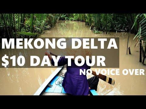 Mekong Delta day tour (Vietnam)
