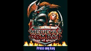 Medieval Combat: Age of Glory (Java Game - 2005) - Gameloft By: GamesSky