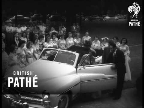 Premiere Of Bright Leaf (1950)