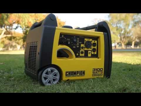 Best Portable Generators for RVs and Camping in 2019 - Camp