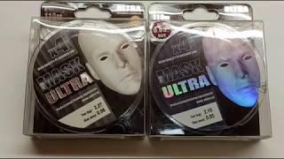 Akkoi Mask ULTRA 0.05mm. Обзор, ссамого ТОНКОГО  БЮДЖЕТНОГО шнура. ТЕСТЫ на РАЗРЫВ