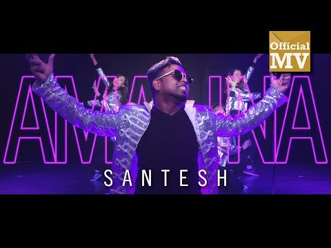 santesh---amalina-(official-music-video)