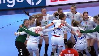 Završnica utakmice Holandija - Srbija 25:29