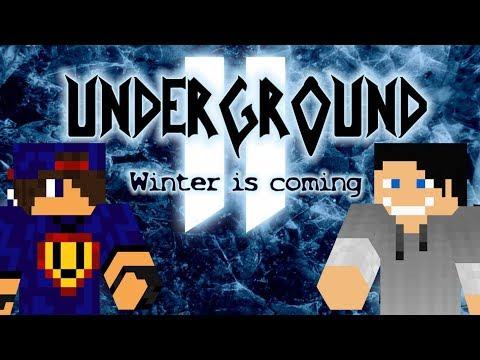 Minecraft: Underground 2 - Winter Is Coming #25: Tajemnicze Przejście w/ GamerSpace