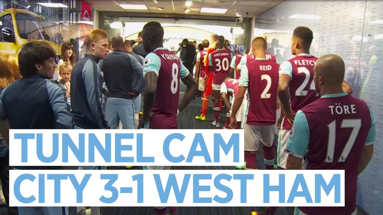Tunnel Cam Man City