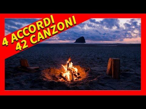 4 Accordi, 42 Canzoni all'Ukulele da Falò in Spiaggia!