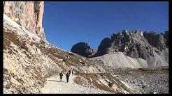 Sextener Dolomiten: Drei-Zinnen-Wanderung Auronzo-/ Dreizinnen-Hütte