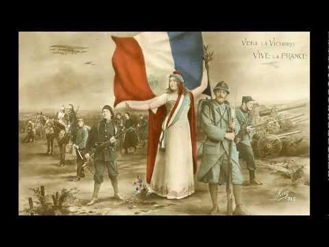 La Toussaint Rouge - Marcelly - Chanson de 1917 (Première Guerre Mondiale)