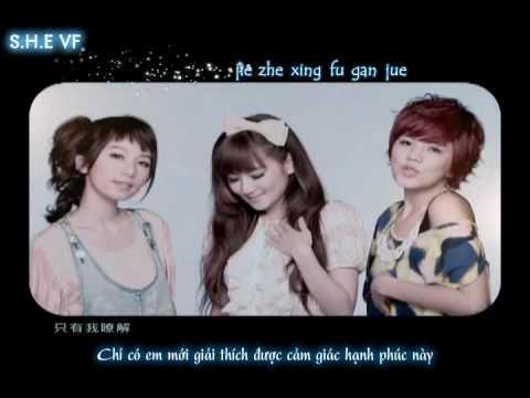 [Vietsub - Kara vol 12 ] Yêu Anh / Ai Shang Ni - S.H.E [ shefamily.info ]