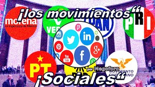 los movimientos sociales en mexico voces a favor y voces en contra