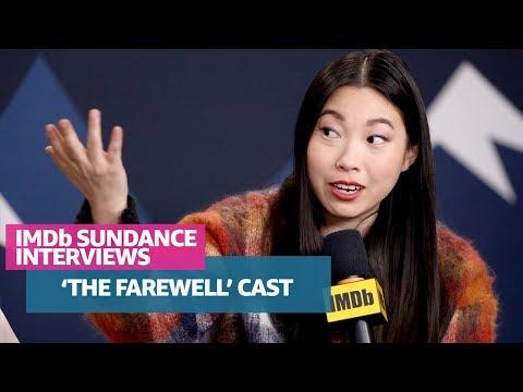 Awkwafina, Tzi Ma, Diana Lin And Director Lulu Wang Discuss Sundance Film