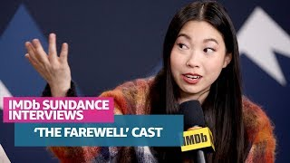 "Awkwafina, Tzi Ma, Diana Lin And Director Lulu Wang Discuss Sundance Film ""The Farewell"""