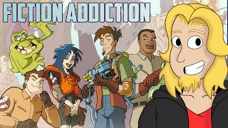 Extreme Ghostbusters - Fiction Addiction