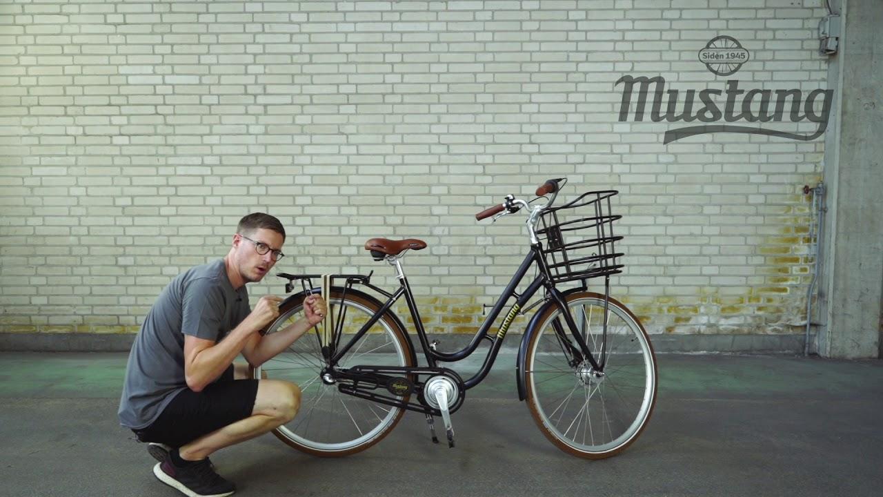 coop mustang cykel