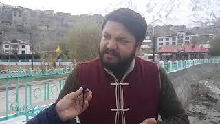 Kargil Live:A discussion of Sajjad Kargili with Zakir Zaidi & Mohd Hassan Pasha.