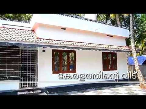 Kerala house Model - Low cost beautiful Kerala home design 2016