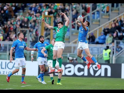 Extended Highlights: Italy v Ireland  | Guinness Six Nations