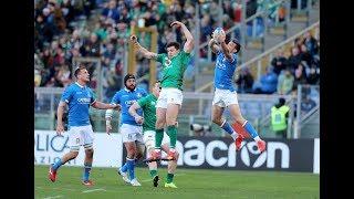 Extended Highlights: Italy v Ireland  | Guinness Six Nations