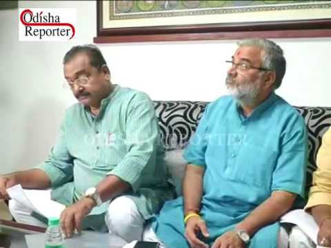 BJP team meets Income Tax Commissioner and demands enquiry into alleged discrepancies in data of BJD