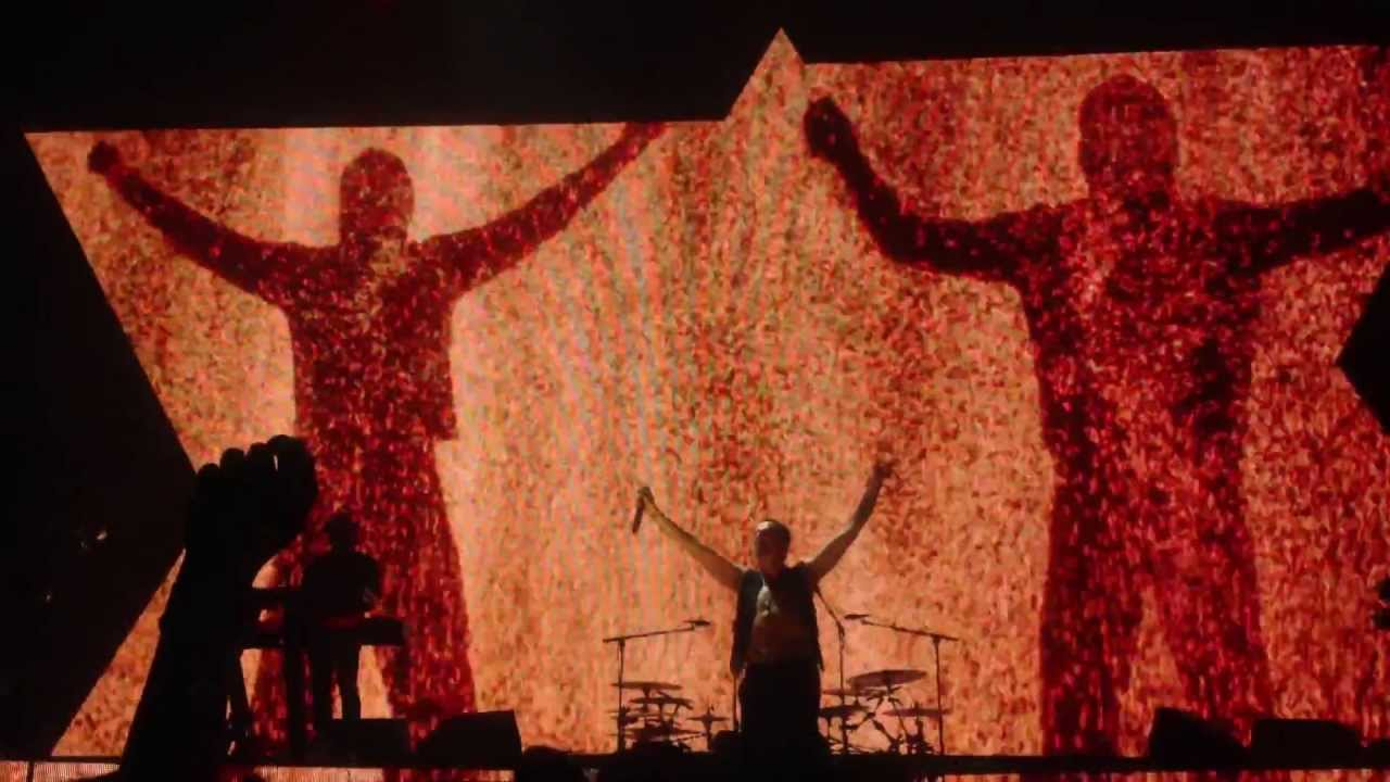 Depeche Mode Should Be Higher Nice 04 Mai 2013 Delta Machine Tour Youtube