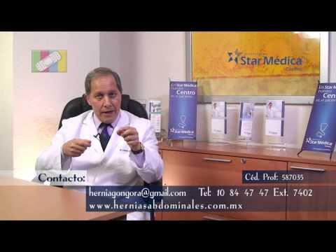 ¿Cuál es el tratamiento para una hernia inguinal?