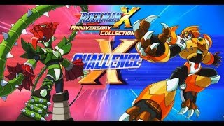 "Challenge ""Mega Man X"" - Legacy Collection 1+2  vs (Axle The Red & Slash Beast)"