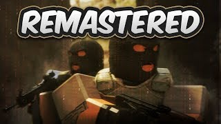 ROBLOX CSGO Remastered Gameplay