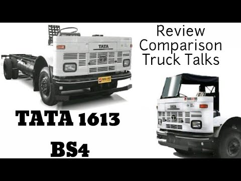 Tata 1613 CRDi BS4 | SPECIFICATIONS | REVIEW | COMPARISON | TRUCK TALKS