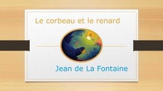 Скачать Le Corbeau Et Le Renard Jean De La Fontaine Reading