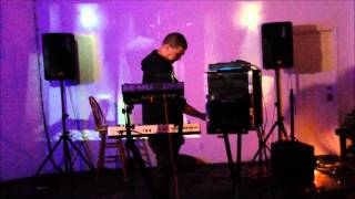 Sashcloth and AXES - Live at Pehrspace 7/26/2015