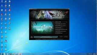 Archlord Game Auto Update Crash !!!